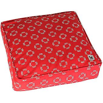 Molly Mutt Lady in Red Duvet For Dogs - Small