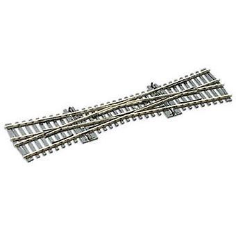 Peco SL-80 Single Slip Point Insulfrog Railway Track