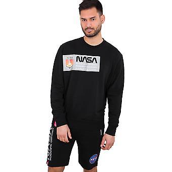Alpha Industries Sweatshirt Homme Mars Reflective