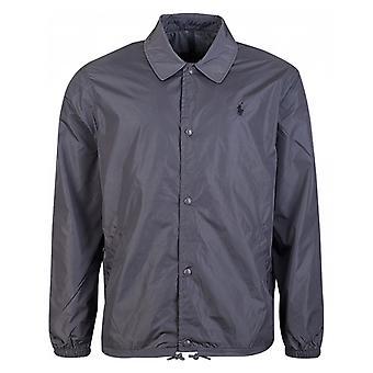 Polo Ralph Lauren Nylon Coach Jacket