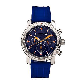 Morphic M90 Series Chronograph Watch w/Date - Blue