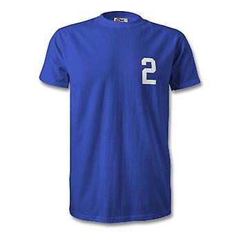 Sandy Jardine Rangers Legende Kinder Hero T-Shirt