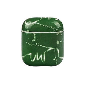 AirPods Protective Case - Green Marble No. 2