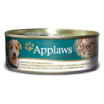 Applaws Chicken Gelatin with Tuna for Dogs (Dogs , Dog Food , Wet Food)