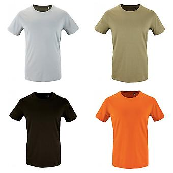 SOLS Mens Milo orgânico t-shirt
