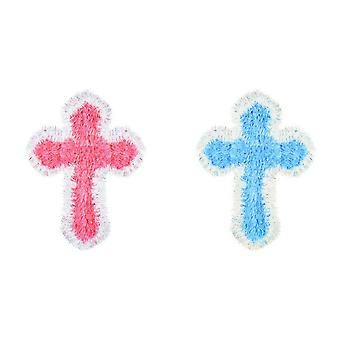 Amscan Tinsel Religious Cross