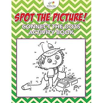 Spot The Picture Connect the Dots Activity Book by Kreative Kids