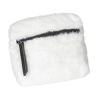 Urban classics - TEDDY mini beltbag/Bodybag shoulder off white