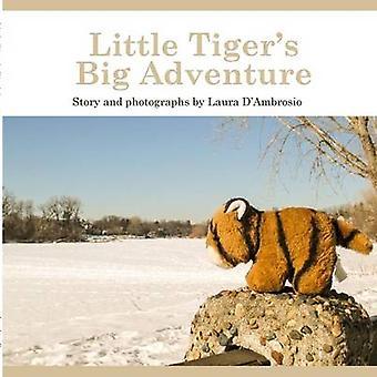 Little Tigers Big Adventure by DAmbrosio & Laura