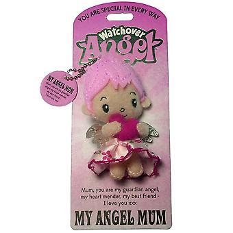 Watchover Angels My Angel Mum Angel Keyring