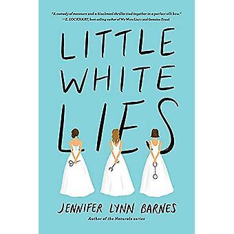 Little White Lies (debutantes - Book One) by Jennifer Lynn Barnes - 9