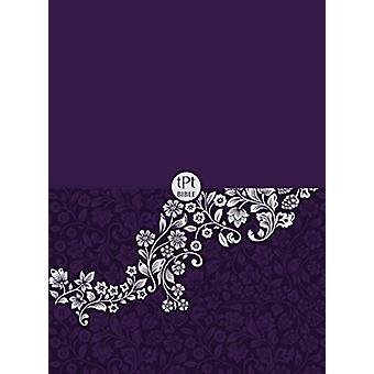 Passionöversättningen Nya Testamentet (Kompakt) Violet - Med Psalmer -