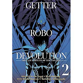 Getter Robo Devolution Vol. 2 av Ken Ishikawa - 9781626926974 Book