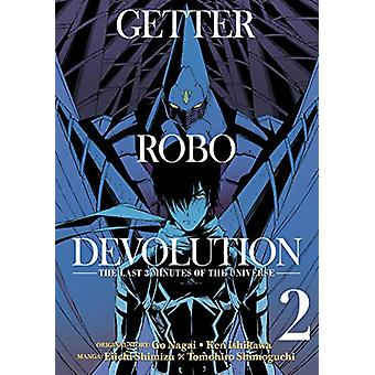 Getter Robo Devolution Vol. 2 by Ken Ishikawa - 9781626926974 Book