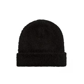 Acne Studios Ezcr025004 Uomini's Cappello di lana nera
