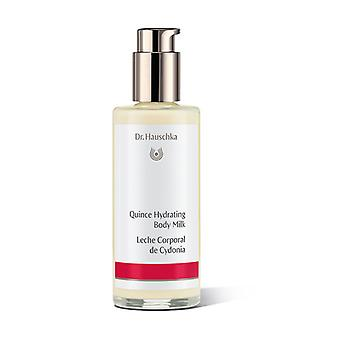 Body Milk Quince Hydrating Dr. Hauschka (145 ml)