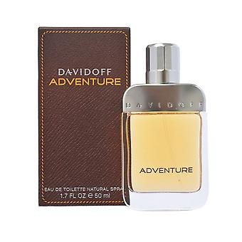 Davidoff Adventure Eau de Toilette Spray 50ml