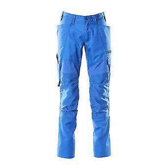 Mascot stretch work trousers kneepad-pockets 18579-442 - accelerate, mens -  (colours 1 of 3)