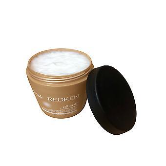 Redken All Soft Heavy Cream Treatment Dry & Brittle Hair 8.45 OZ