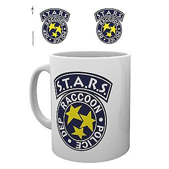 Resident Evil Stars Mugg