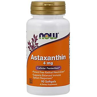 Now Foods Astaxanthin 4 mg 90 Softgel