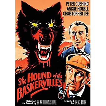 Hound of the Baskervilles (1959) [DVD] USA import