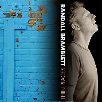 Randall Bramblett - Thin Places [CD] USA import