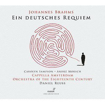 Ein Deutsches Requiem [CD] USA import