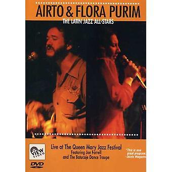 Latin Jazz All Stars [DVD] USA import