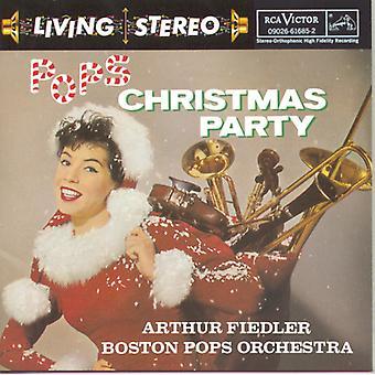 Pops Christmas Party - Pops Christmas Party [CD] USA import
