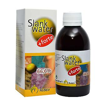 Reddir Slank Water Forte 66.6% 250 ml
