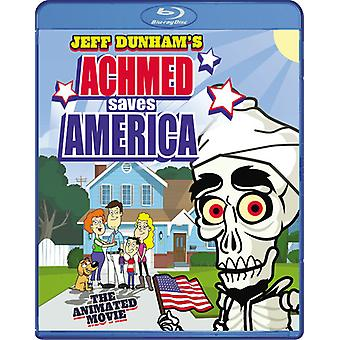 Jeff Dunham - Achmed Saves America [BLU-RAY] USA import