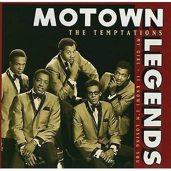 Temptations - My Girl [CD] USA import
