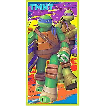 TMNT Turtles Don & Leo Towel Beach Towel 140*70cm
