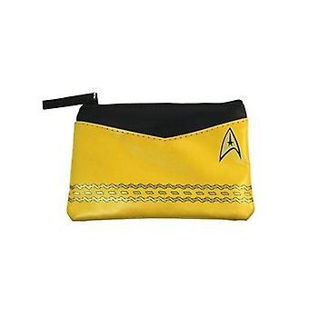 Coin Purse - Star Trek - Original Series Gold Uniform ST-L114