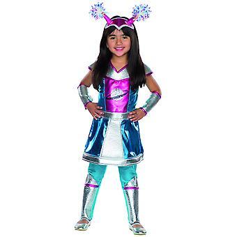 Space Girl Kids Costume Nasa Spacegirl Astronaut Extraterrestrial