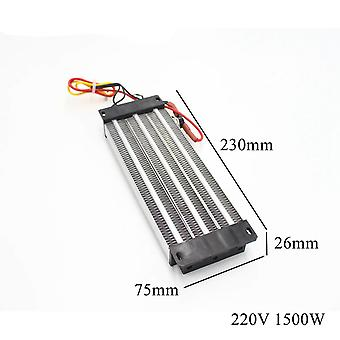 Ceramic Thermistor Air Heating Mini Outdoor Heaters Induction Aquarium Car Film Plate