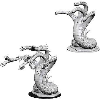Pathfinder Deep Cuts Unpainted Miniatures Hydra