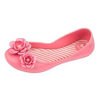 Womens Zaxy Ballet Pumps Start Blossom Flat -  Pink