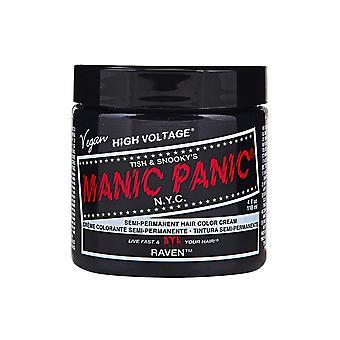 Manic Panic Semi Permanent Hair Dye - Raven
