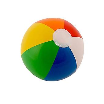 30cm Couleur Gonflable Ball-'s Play Water Polo 6 Color Beach Toy Ball