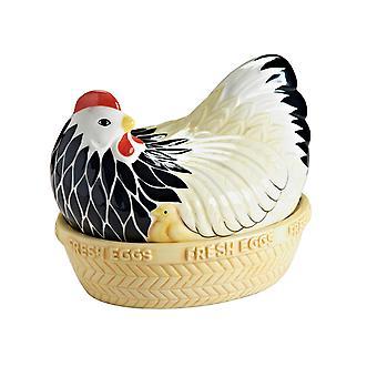 Mason Cash Mother Hen Nest Egg Store 2001.275