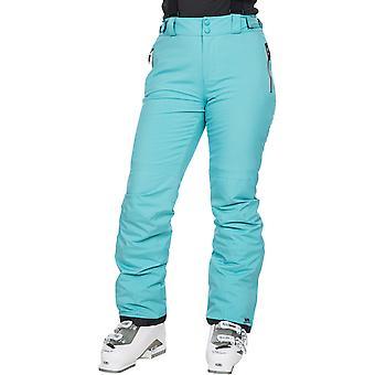 Trespass Womens Roseanne TP75 Pantalon de ski légèrement rembourré