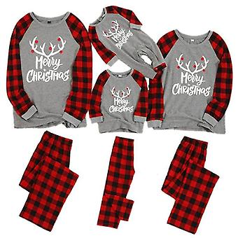 Family Matching Pigiama Set, Nightwear Baby Romper