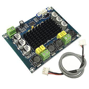 2 × 120w الصوت جزء الالكترونية الفضاء إنقاذ مكبر للصوت المجلس، خفيفة الوزن اثنين