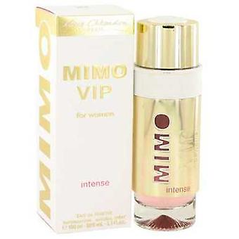 Mimo Vip Intense By Mimo Chkoudra Eau De Parfum Spray 3.3 Oz (women) V728-526534