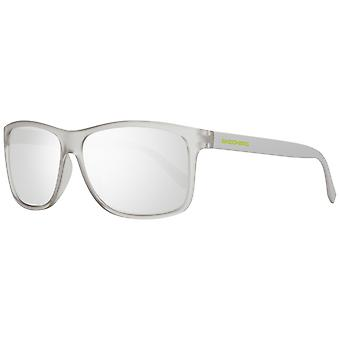 Transparent Men Sunglasses