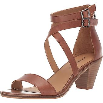 Lucky Brand Women's Shoes Ressia Open Toe Casual Strappy Sandals