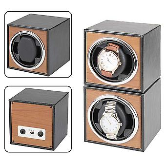 3 Rotatie-modus Single Watch Winder Accessoires, Universele Polshorloge Motor