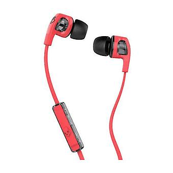 Skullcandy Smokin' Buds 2 - In-ear Earbuds with Microphone - Red
